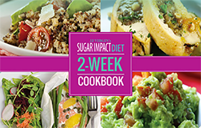 Sugar Impact Diet 2-Week Cookbook