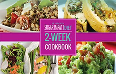 Sugar Impact Diet 2-Week Cookbook