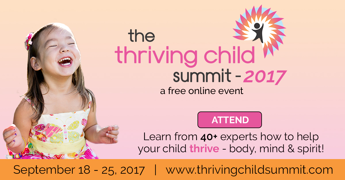 Thriving Child Summit - 2017