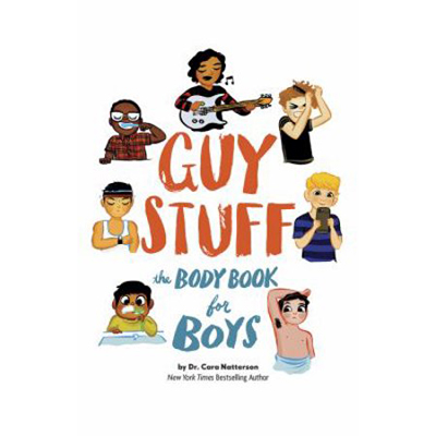 Guy Stuff: The Body Book for Boys.