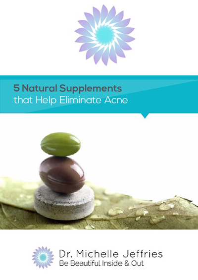 5 Natural Supplements that Help Eliminate Acne